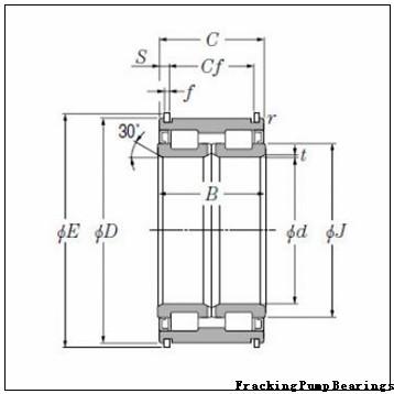 CG329/266.6QUY Fracking Pump Bearings