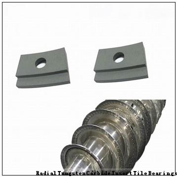 IB-340 Radial Tungsten Carbide Insert Tile Bearings
