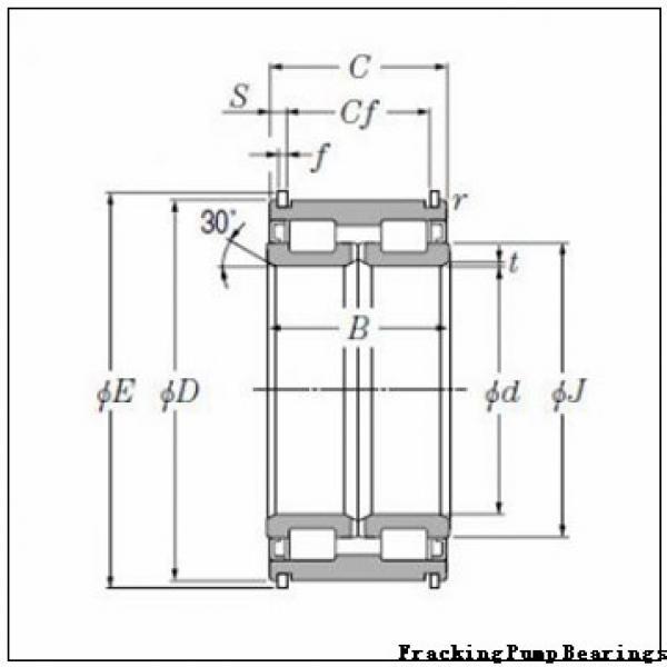 929/558.8QK Fracking Pump Bearings #3 image