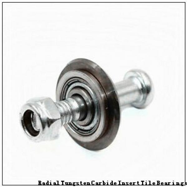G-3075-B Radial Tungsten Carbide Insert Tile Bearings #2 image